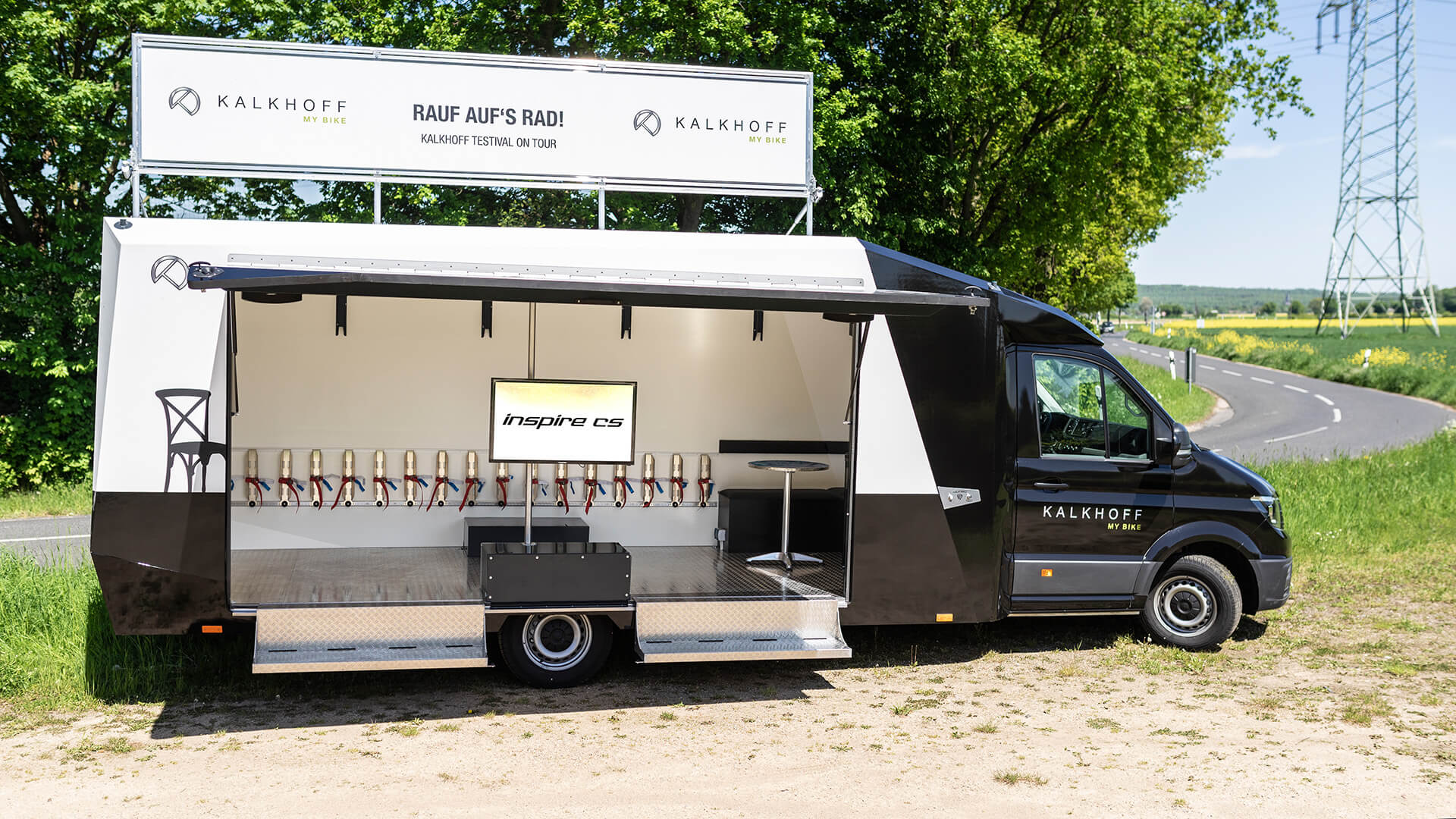 Eventmobil-Showtruck