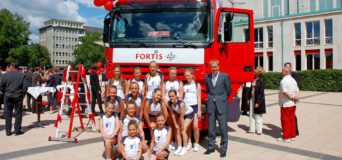 Fortis-mobile-Bankfiliale-Start